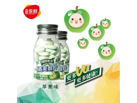 38g apple-flavored & bottled products (small)